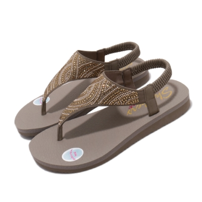 Skechers 涼拖鞋 Meditation-New Moon 女鞋