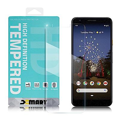 Xmart for Google Pixel 3A  薄型 9H 玻璃保護貼-非滿版
