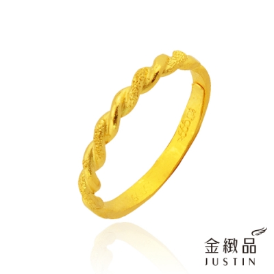 金緻品 黃金戒指 漫漫呢喃 0.46錢