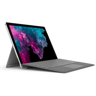Microsoft 微軟 商務版筆電 Surface Pro6 I5/8g/256g白金