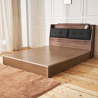 時尚屋 克里斯床箱型<b>5</b>尺雙人床