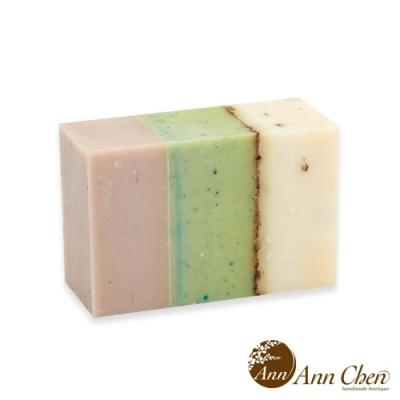 陳怡安手工皂-複方精油手工皂 輕盈舒緩手工皂110g