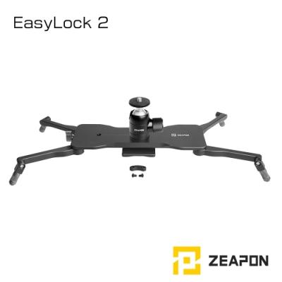 ZEAPON 低拍架 EasyLock 2 公司貨 航空鋁合金 高低角度快速切換