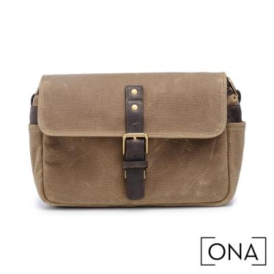 ONA Brixton 專業相機包(1機3鏡,13吋筆電適用) - 原野棕