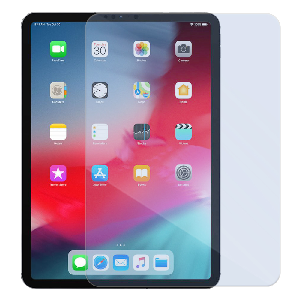 Metal-Slim Apple iPad Pro 11(2018) 9H抗藍光鋼化玻璃貼