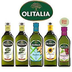 Olitalia奧利塔三大好油主廚料理組1000mlx4