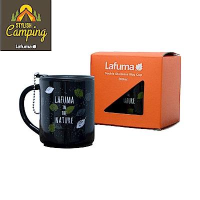 LAFUMA EQUIP 304不鏽鋼雙層杯露營野餐登山兩色任選