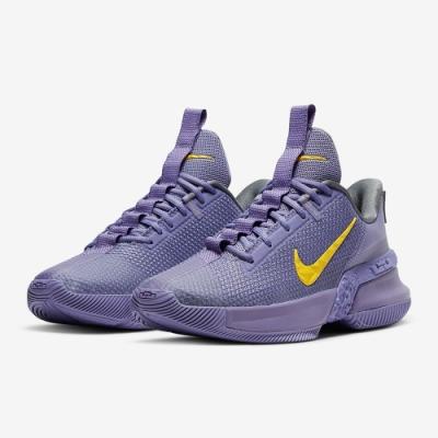 NIKE 籃球鞋 詹姆斯使節13代  包覆 緩震 運動鞋 男鞋 紫 CQ9329-500 Ambassador XIII