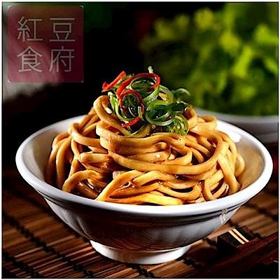 紅豆食府 川味擔擔麵(4入/袋)