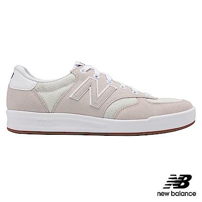 New Balance 復古鞋_CRT300HM_中性_米白