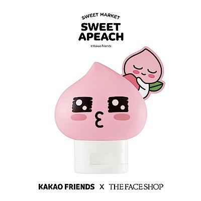 THE FACE SHOP SWEET APEACH 甜桃柔嫩護手霜