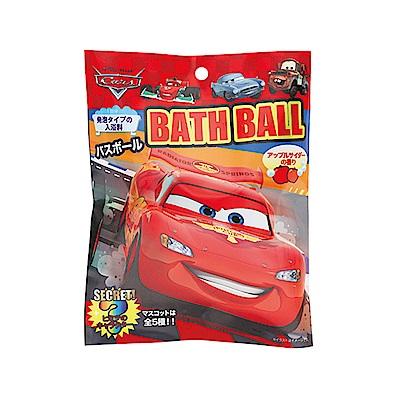 日本NOL-CARS汽車總動員1泡澡球1入(隨機出貨)