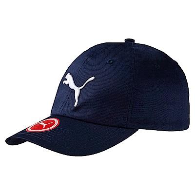 PUMA-男女基本系列棒球帽-重深藍