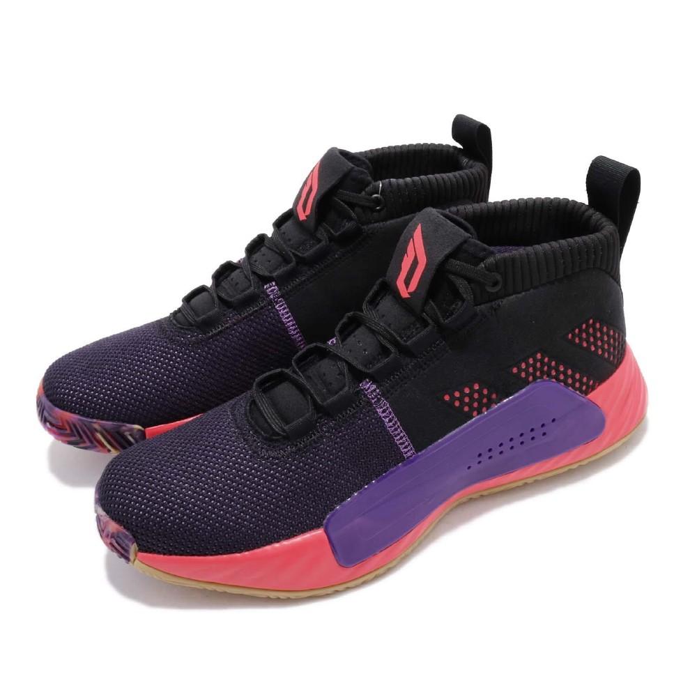 adidas 籃球鞋 Dame 5 高筒 運動 男鞋
