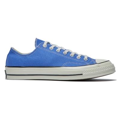 CONVERSE CHUCK 70 OX低筒休閒鞋 中 淺海軍藍 164929C