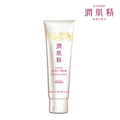 【官方直營】KOSE 高絲 植淬白潤肌精 洗顏霜130g