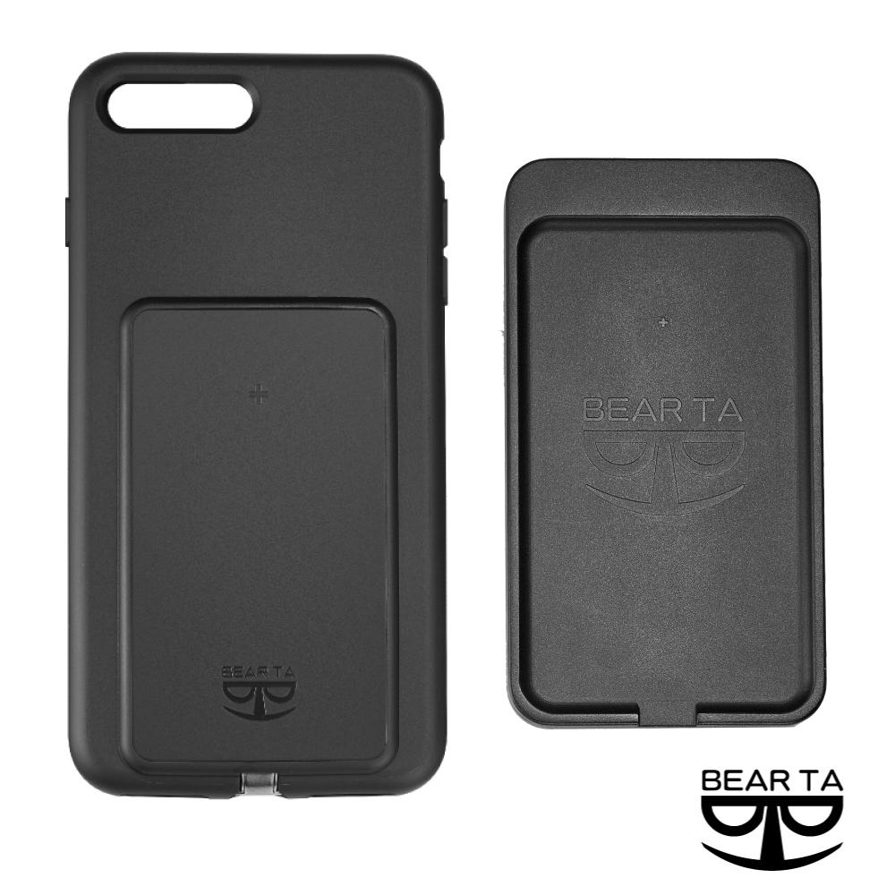 BEAR TA 15W無線快充電 車充組( iPhone 7 Plus  )