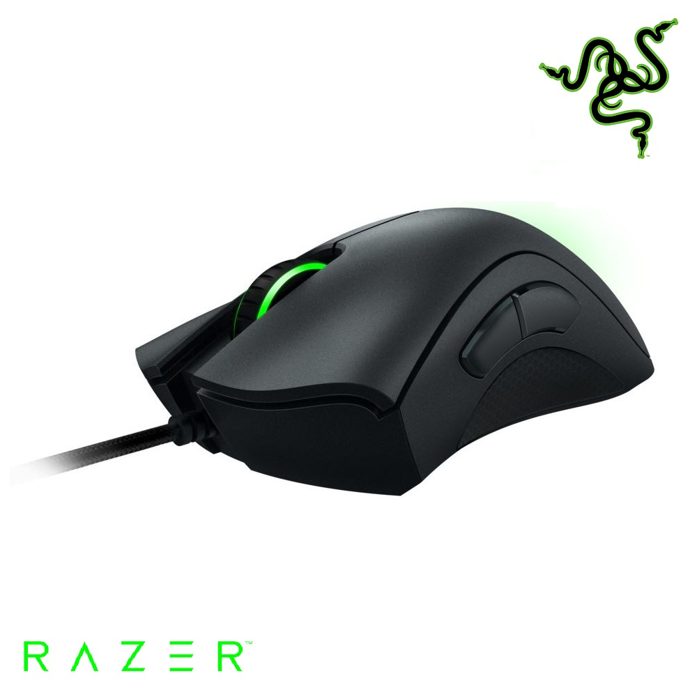 Razer 雷蛇 DeathAdder Essential 奎蛇有線滑鼠