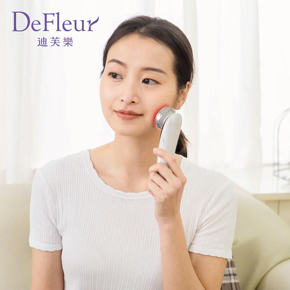 DeFleur 迪芙洛爾 6+溫感離子淨顏導入儀