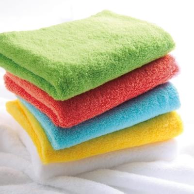 日本丸真 天使棉超柔軟快乾吸水浴巾-綠