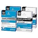 台塑生醫Dr's Formula-丰潤肌保濕面膜4入組(玻尿酸*2盒+九胜肽*2盒)