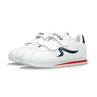 【ZEPRO】CLASSIC創造經典風潮休閒鞋(大童)-白藍