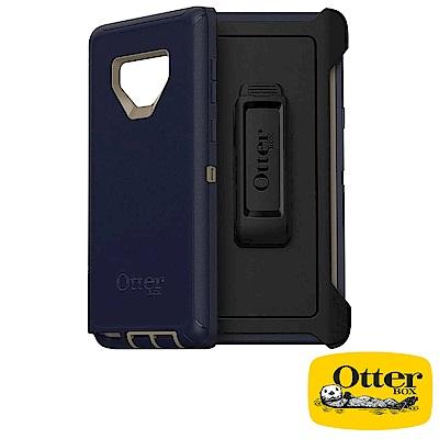 OtterBox Galaxy Note9防禦者系列保護殼-太空灰