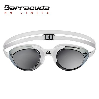 巴洛酷達 成人防霧電鍍泳鏡 Barracuda MERMAID MIRROR #13110