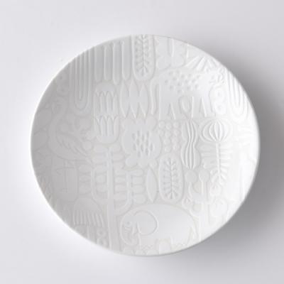 日本Natural69 波佐見燒 Utopia系列 甜點盤  15cm 蛋白霜 日本製