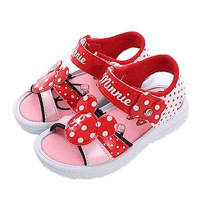 迪士尼米妮涼鞋 sk0464 魔法Baby