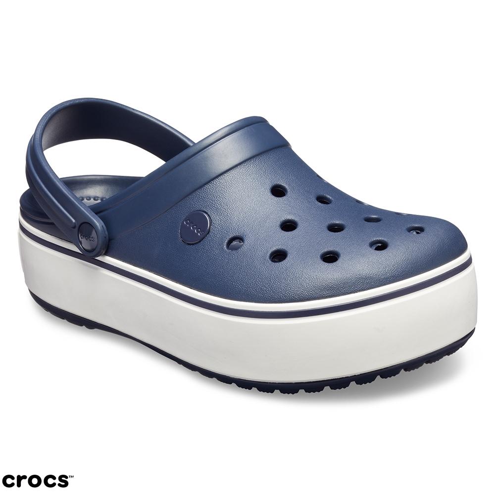 Crocs 卡駱馳 (中性鞋) 厚底卡駱班 205434-462 @ Y!購物