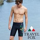 TRAVELFOX 旅狐 大男七分泳褲