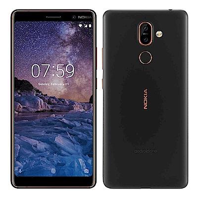 【福利品】NOKIA 7 Plus (4G/64G) 6吋智慧手機