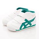 亞瑟士SUKU2機能鞋 護踝穩定童鞋 ZE01-103白綠(寶寶段)