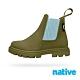 native 小童鞋 KENSINGTON 小肯辛頓短靴-率性綠 product thumbnail 1