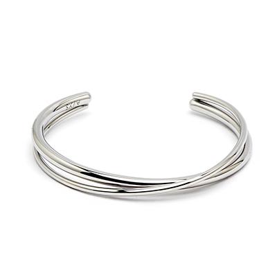CK Calvin Klein  交織魅力與時尚款手環