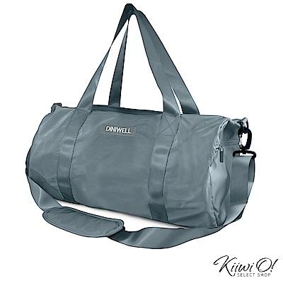 Kiiwi O! UltraLight系列 健身包/旅行袋 LUCE 霧灰藍