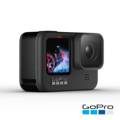 [時時樂限定] GoPro-HERO9 Black全方位運動攝影機 CHDHX-901-RW