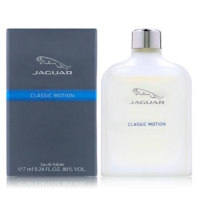 JAGUAR 積架 CLASSIC MOTION 競速捷豹男性淡香水 7ML (平行輸入)