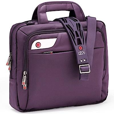 i-stay創業家多功能減壓電腦包 (紫色) - (13.6電腦/12平版夾層)