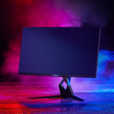 GIGABYTE 技嘉 AORUS FI32U 32型IPS HDMI2.1 HBR3 KVM 真4K 電競螢幕 HDR