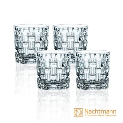 【Nachtmann】巴莎諾瓦威士忌杯4入8CM