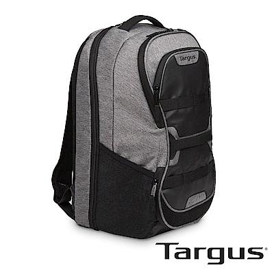 Targus Work+Play 健身運動後背包 (灰-黑/適用15.6吋筆電)
