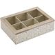 《VERSA》木質茶包收納盒(彩點) product thumbnail 1