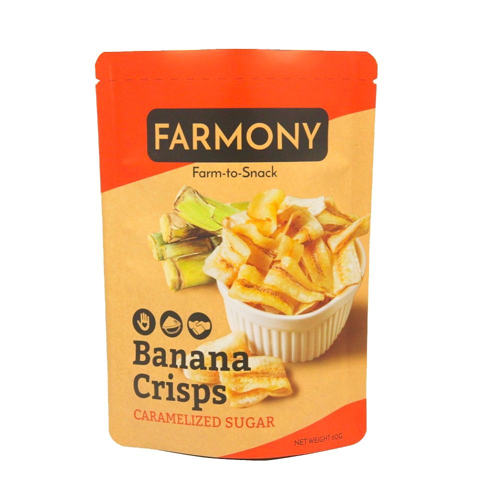 FARMONY香蕉脆片(60g)