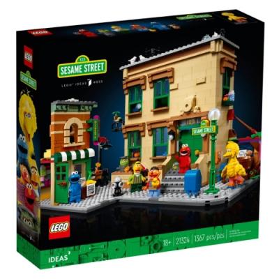樂高LEGO IDEAS系列 - LT21324 芝麻街