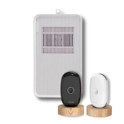 Roommi 2L 小區域高效率輕量除濕機+圓方YFLife AIRmini小鯨瓶 超值優惠套組