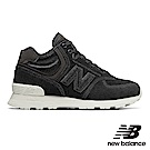 New Balance 高筒復古鞋 WH574BB 女 黑