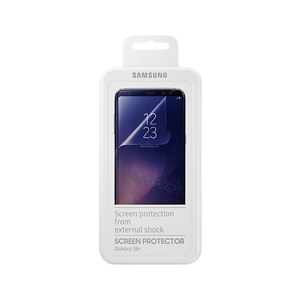 SAMSUNG GALAXY S8+ 原廠高透螢幕保護貼(東訊代理_盒裝)