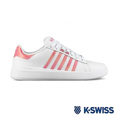 K-SWISS Pershing Court Light SE運動鞋-女-粉